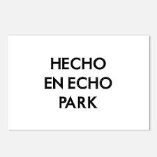 Hecho En Echo Park 2 Postcards (Package of 8)