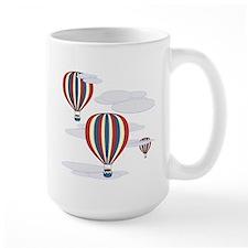 Hot Air Balloon Sky Mug