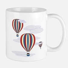 Hot Air Balloon Sky Mug