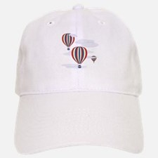 Hot Air Balloon Sky Baseball Baseball Cap