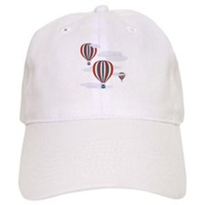 Hot Air Balloon Sky Baseball Cap