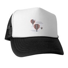 Hot Air Balloon Sky Trucker Hat