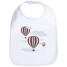 Hot Air Balloon Sky Bib