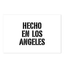 Hecho en Los Angeles (Stencil Postcards (Package o