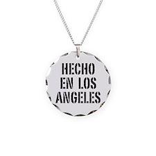 Hecho en Los Angeles (Stencil Necklace