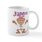 Little Monkey Jamie Mug