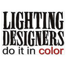 Lighting Designers Do it in C