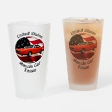 Plymouth Superbird Drinking Glass