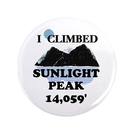 "Sunlight Peak 3.5"" Button"