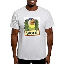 """""""Word Bird"""" T-shirt"""