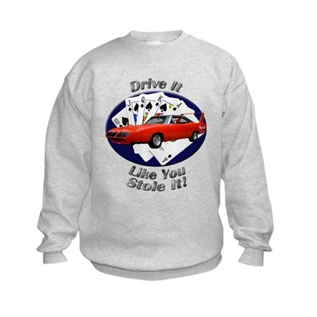 Plymouth Superbird Kids Sweatshirt