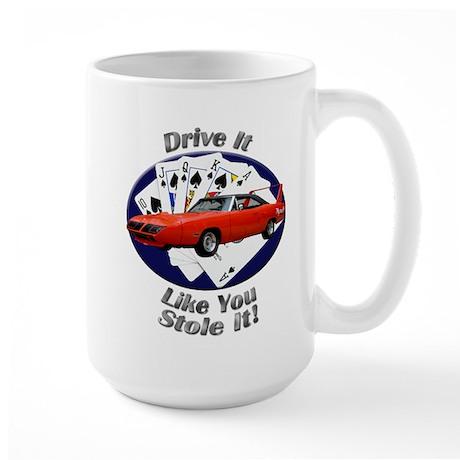 Plymouth Superbird Large Mug