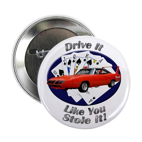Plymouth Superbird 2.25 Inch Button (10 pack)