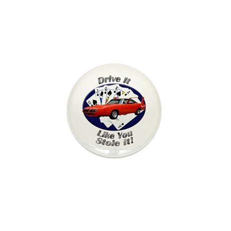 Plymouth Superbird Mini Button (100 pack)