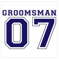 Groomsman '07 Poster