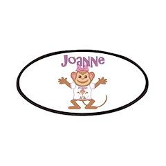 Little Monkey Joanne Patches