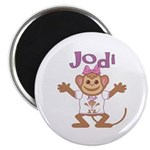 Little Monkey Jodi Magnet