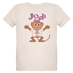 Little Monkey Jodi T-Shirt