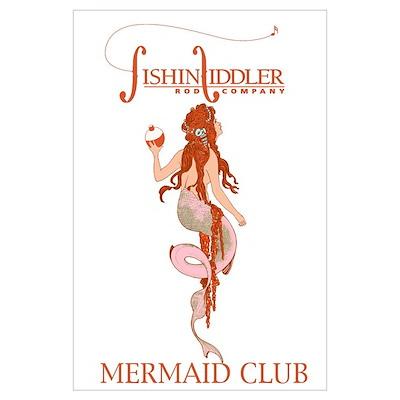 Mermaid Club Poster