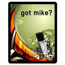 got mike? Poster