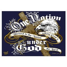 One Nation - Blessed Poster