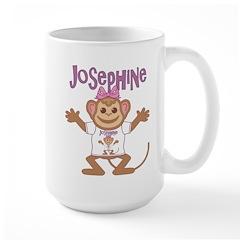 Little Monkey Josephine Mug