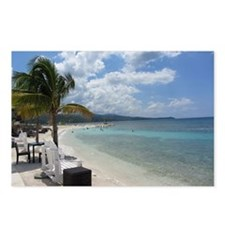 Jamaican Relaxation Postcards (Package of 8)