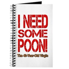 I Need Some Poon! Journal
