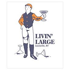 (Drunk Jockey) Poster