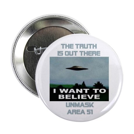 """UFO"" 2.25"" Button (100 pack)"