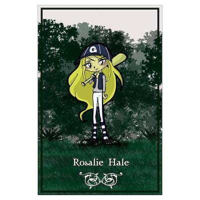 Twilight Rosalie Poster