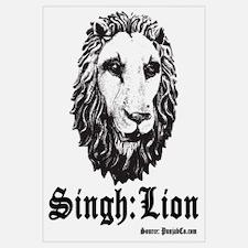 Singh is a Lion