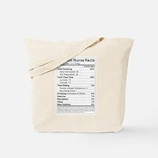 Funny Nurse humor Tote Bag