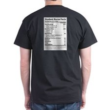 Student Nurse T-Shirt (Print on Back)