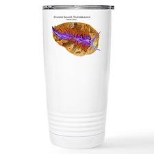 Spicebush Swallowtail Caterpillar Travel Mug