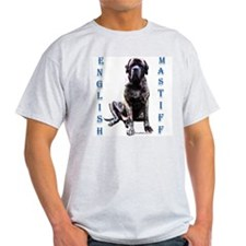 Brindle 8 Ash Grey T-Shirt