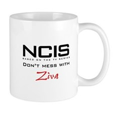 NCIS Don't Mess with Ziva Mug