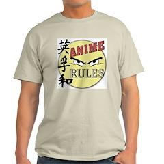 Anime Rules - Design 2 T-Shirt