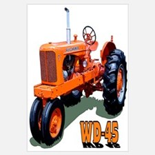 Cute Tractors Wall Art