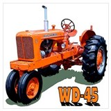 Allis chalmers wd 45 Posters