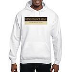 Renaissance Man Hooded Sweatshirt