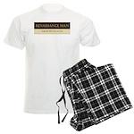 Renaissance Man Men's Light Pajamas