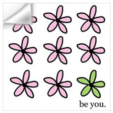 be you Wall Decal
