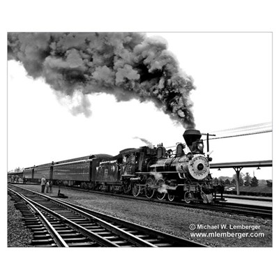 Age of Steam VIII Print Poster