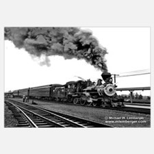 Age of Steam VIII Print