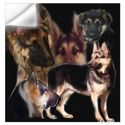 GSD collage Wall Decal