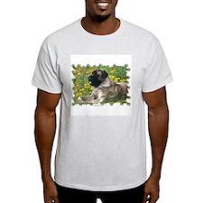 Brindle 2 Ash Grey T-Shirt