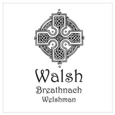 Walsh Canvas Art