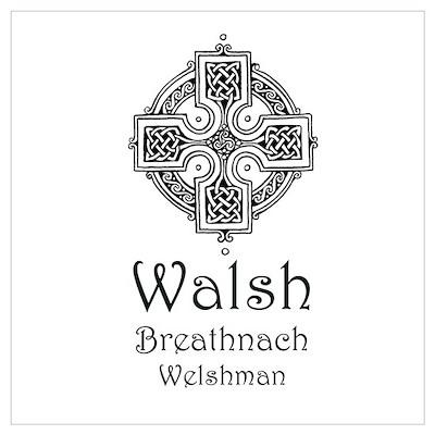 Walsh Poster