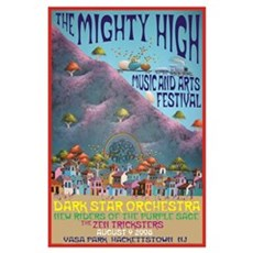 Large Mighty High 2008 Poster